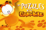 Your child will love solving jigsaw puzzles with this beloved character right out of the Sunday comics! My Puzzles with Garfield is deliciously fun!