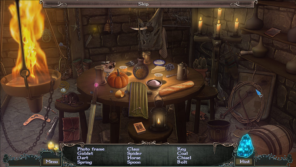 Mysteries of Neverville: The Runestone of Light screen shot