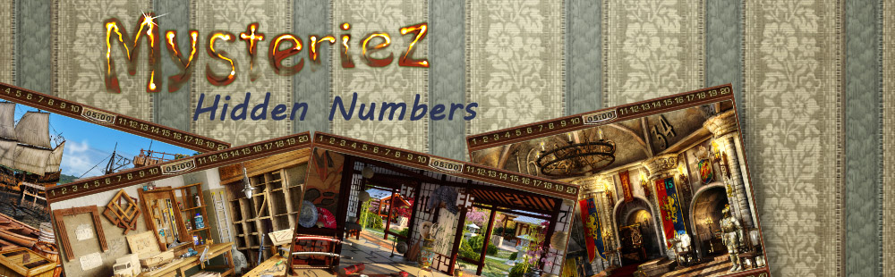 Mysteriez: Hidden Numbers