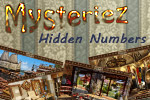 Discover the numeral system in the amazing world of Mysteriez: Hidden Numbers!