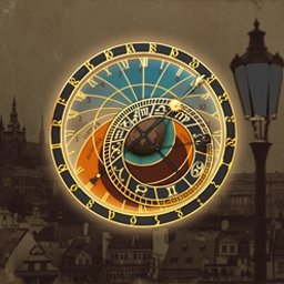 The Mysterious City - Golden Prague - Search for clues across a beautiful, Mysterious City: Golden Prague! - logo