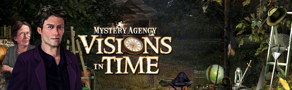 Mystery Agency: Visions In Time