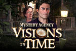 Put your seek-and-find skills to the test in this time-bending Hidden Object adventure. Play Mystery Agency: Visions In Time today!