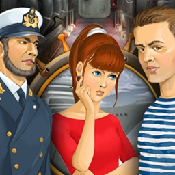 Mystery Cruise - Use your hidden object and puzzle solving skills aboard a Mystery Cruise! - logo