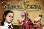 The Mystery of the Crystal Portal is a thrilling, hidden object adventure!