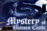 Explore secrets hidden inside an old manor in Mystery of Unicorn Castle!