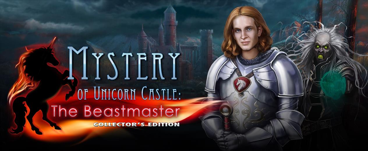 Mystery of Unicorn Castle: The Beastmaster Collector's Edition - Can you save this little girl?