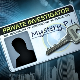 Mystery P.I. - The Lottery Ticket - Investiga 20 escenarios especiales para encontrar 2100 objetos ocultos. - logo
