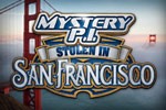 Seek & find $250 million in gold in Mystery P.I. - Stolen in San Francisco!