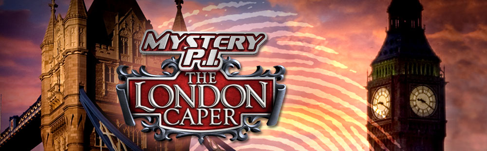 Mystery P.I. - The London Caper