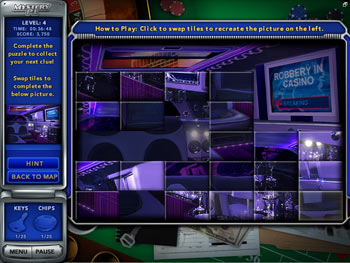 Mystery P.I. - The Vegas Heist screen shot
