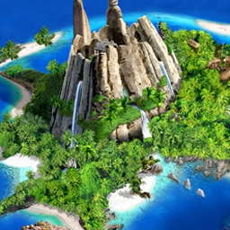 Mystery Stories - Island of Hope - Mystery Stories is a romantic, hidden object mystery set in the Caribbean! - logo