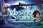 Trek through a hidden city in Antarctica and search for hidden objects  in Mystery Stories: Mountains of Madness! Based on H.P. Lovecraft's tale!