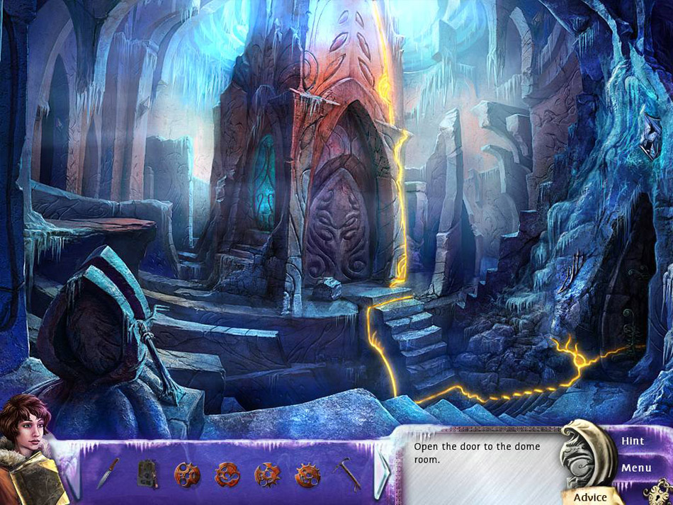 Mystery Stories: Mountains of Madness screen shot