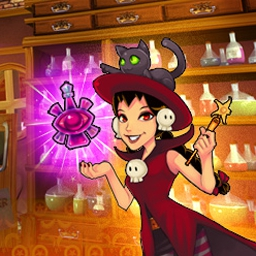 Mystic Emporium - Turn a musty old magic shop into a booming business in Mystic Emporium! - logo