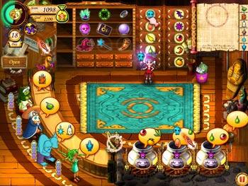 Mystic Emporium screen shot