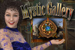Restore fine art in Mystic Gallery, a classic hidden object game.
