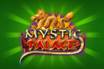 Get a taste of the mystic orient in Mystic Palace! This fun slot game includes multiple bonus features like doubleup, roulette and blackjack.