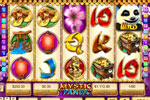 Screenshot of Mystic Panda Slots