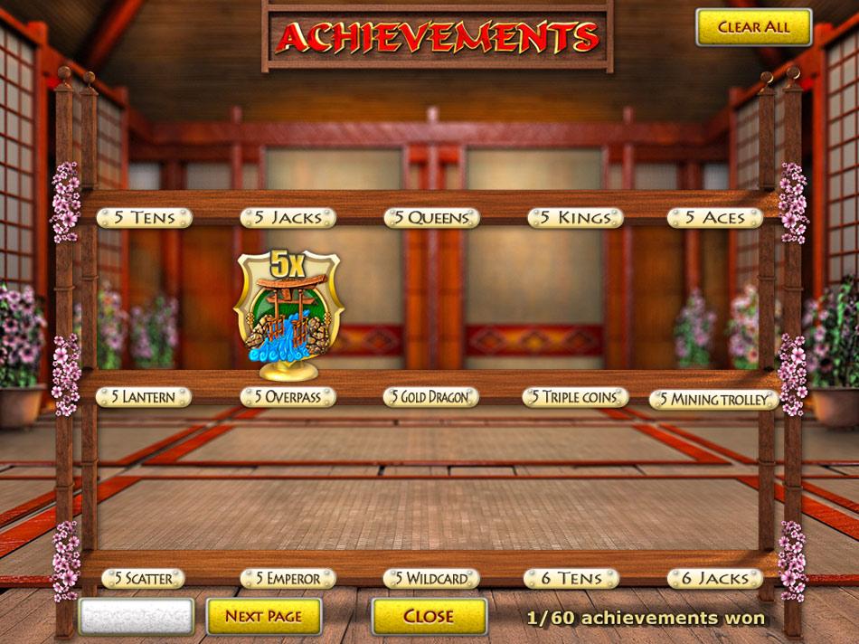 Mystic Panda Slots screen shot
