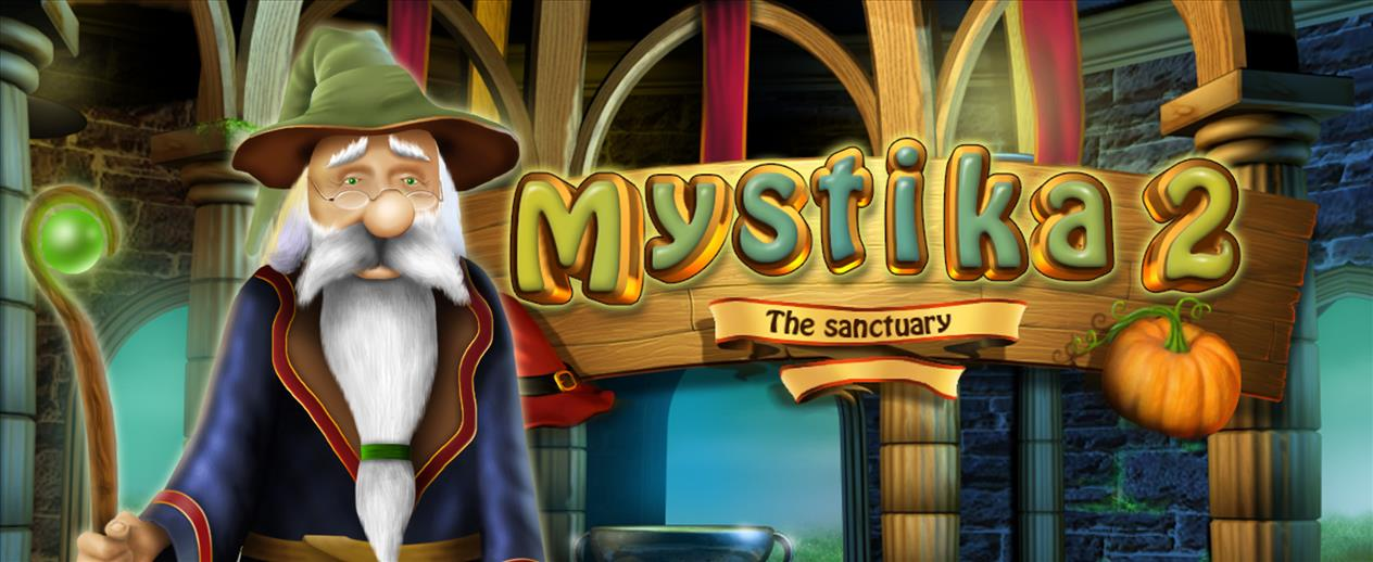 Mystika 2 - The magic tree is in trouble!