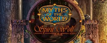 Myths of the World: Spirit Wolf - image