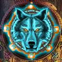 Myths of the World: Spirit Wolf - logo