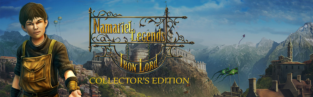 Namariel Legends - Iron Lord Collector's Edition