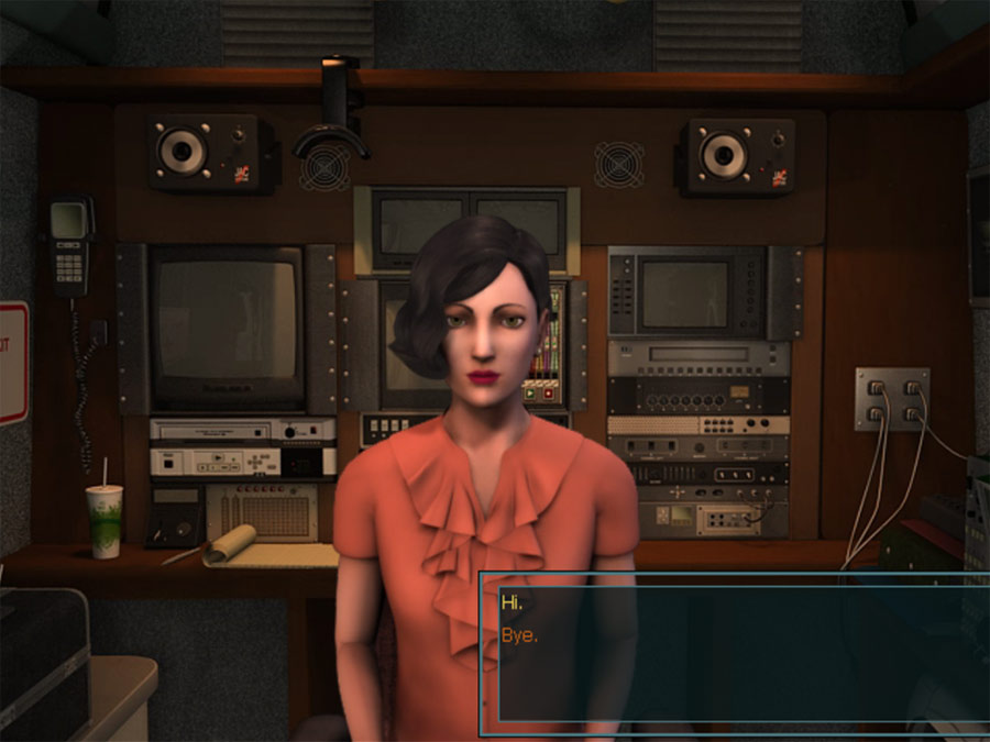 Nancy Drew: Alibi in Ashes screen shot