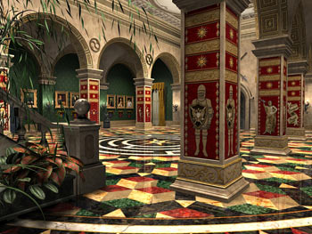Nancy Drew: Curse of Blackmoor Manor screen shot