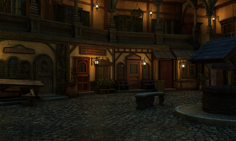 Nancy Drew: The Captive Curse screen shot