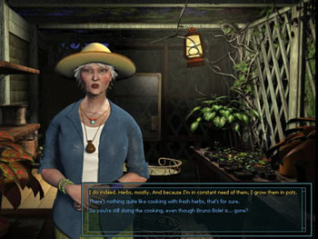 Nancy Drew: Legend of the Crystal Skull screen shot