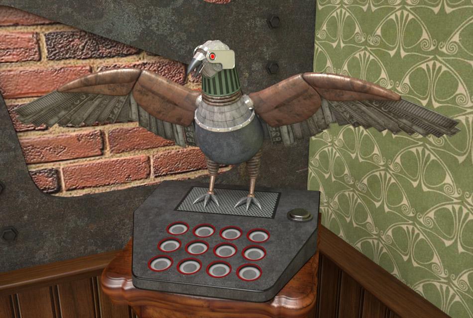 Nancy Drew: The Deadly Device screen shot