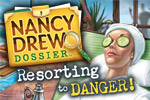 Defuse an explosive situation in Nancy Drew Dossier - Resorting to Danger!