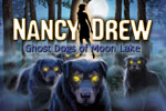 A friend's frantic note sets you on the trail of a mysterious pack of dogs. Hunt for clues in Nancy Drew: Ghost Dogs Of Moon Lake!