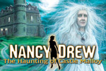 Investigate a ghostly legend and find a missing groom in Nancy Drew: The Haunting of Castle Malloy! Solve a variety of puzzles to save the day.