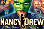 Solve puzzles as Nancy Drew® to unmask a phantom thief in Venice!