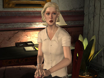 Nancy Drew: The Phantom of Venice screen shot