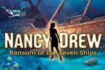 Dive into danger to rescue Bess in Nancy Drew - Ransom of the Seven Ships!