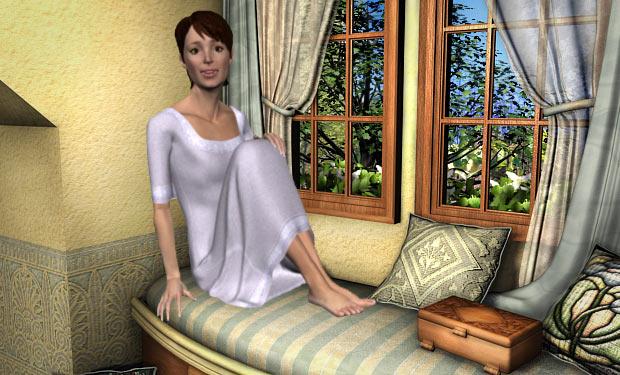 Nancy Drew: Secret of the Old Clock screen shot