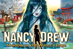 Nancy Drew: Shadow at the Water's Edge is a first-person perspective, point-and-click adventure game.