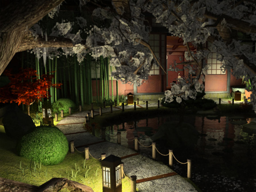 Nancy Drew: Shadow at the Water's Edge screen shot
