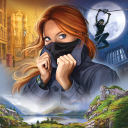 Nancy Drew: The Silent Spy - Defuse a toxic plot and reveal the truth behind Kate Drew's death in the adventure game Nancy Drew®: The Silent Spy! - logo