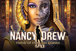 Unearth sinister secrets in an ancient Egyptian tomb! Play Nancy Drew: Tomb of the Lost Queen today!