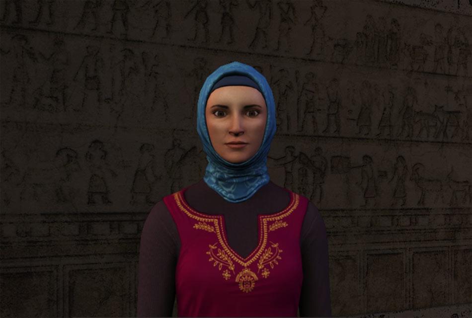 Nancy Drew: Tomb of the Lost Queen screen shot