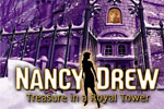 Learn about Marie Antoinette and her historic castle in Nancy Drew: Treasure in the Royal Tower! Solve baffling puzzles and search rooms.