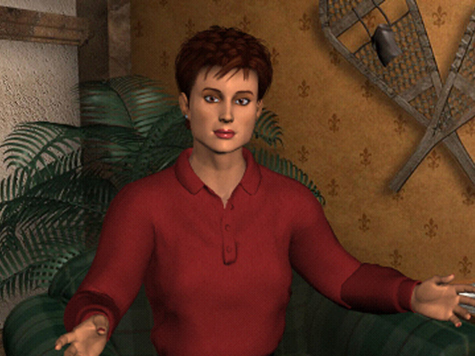 Nancy Drew: Treasure in the Royal Tower screen shot