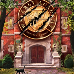 Nancy Drew: Warnings at Waverly Academy - Nancy Drew: Warnings at Waverly Academy is a smart puzzle-adventure! - logo