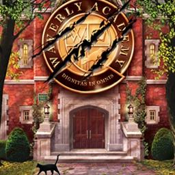 Nancy Drew: Warnings at Waverly Academy - Nancy Drew: Warnings at Waverly Academy is a smart puzzle-adventure! - logo