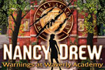 Nancy Drew: Warnings at Waverly Academy is a smart puzzle-adventure!